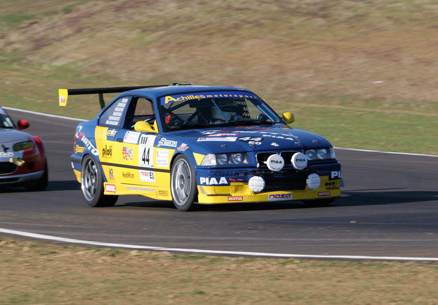 2008 Achilles Motorsports 25 Hours of Thunderhill Win