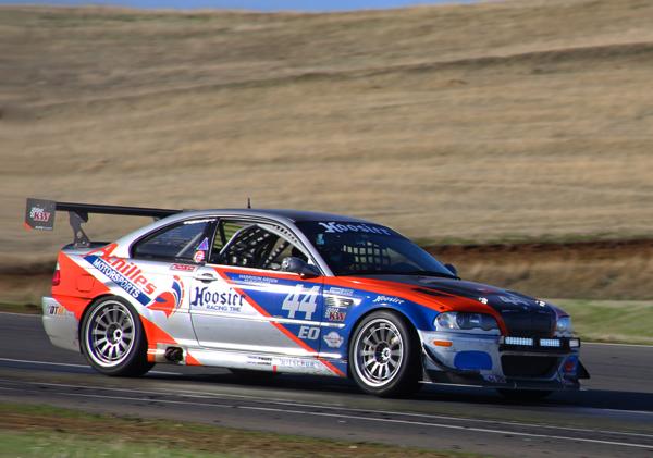 Achilles Motorsports E46 M3 Thunderhill 25 Hours