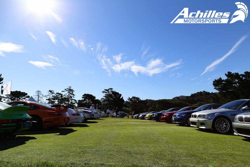 Achilles Motorsports Attends Legends of the Autobahn