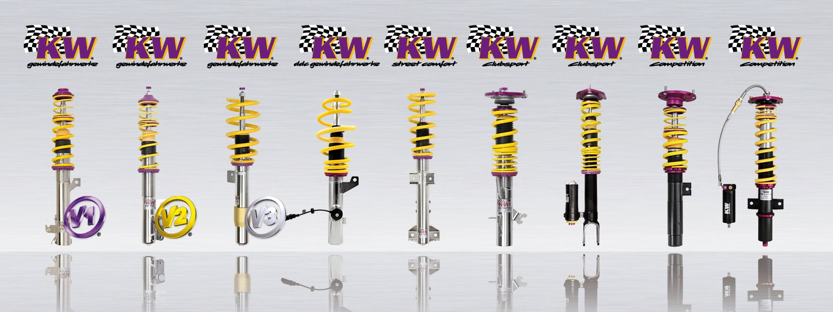 Bmw Kw Suspension Coilovers Achilles Motorsports