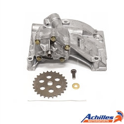Achilles Motorsports Oil Pump Upgrades & Baffles for BMW E46, Z3, Z4