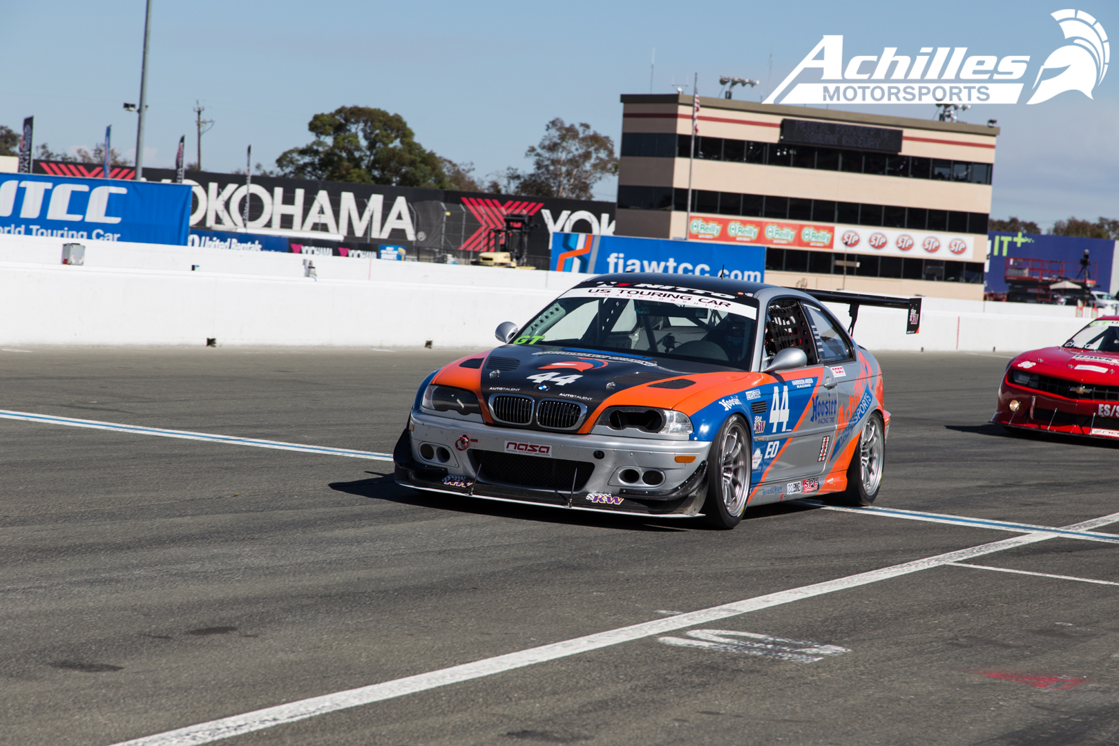Achilles Motorsports Wins at USTCC Sonoma